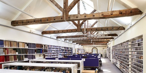 Jerwood Library