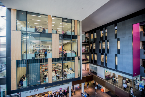 Oxford Brookes University Library