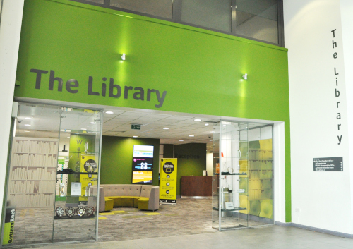 University of Huddersfield Library