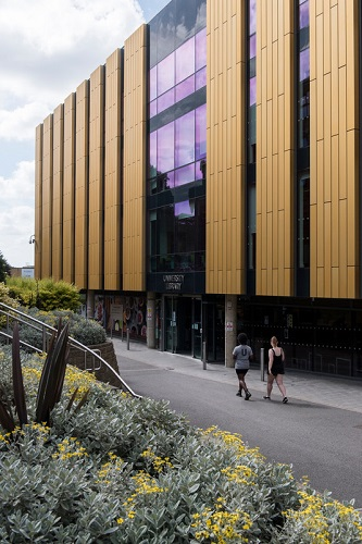 University of Surrey Library