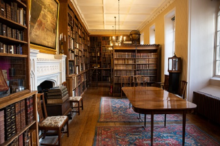 Winchester College Fellows' Library