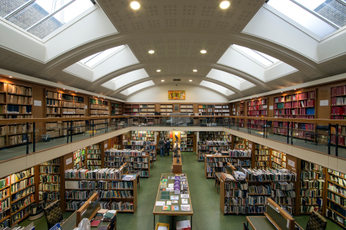 Prince Philip Zoological Library and Archives